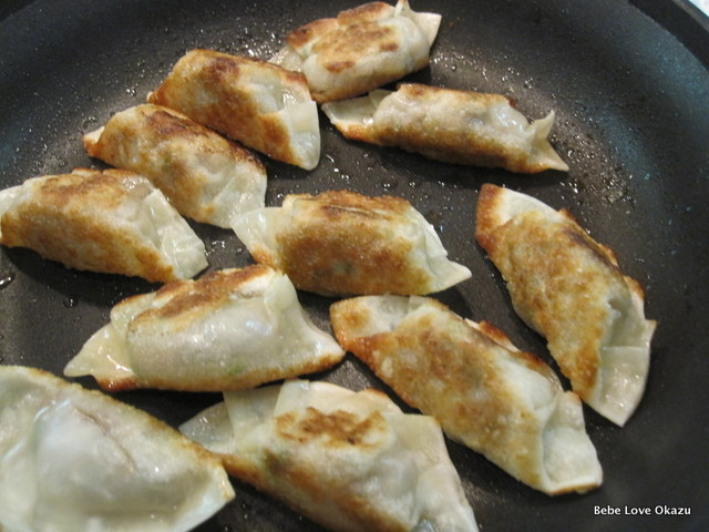 cooking ramen game 2 used I gyoza, 35 although frying cooking pans night, Last was I only