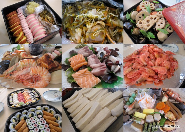 Traditional Japanese Foods For New Year