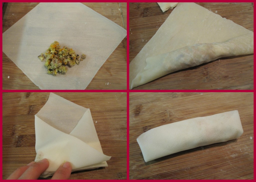 how i wrapped my egg rolls per jaden s instructions