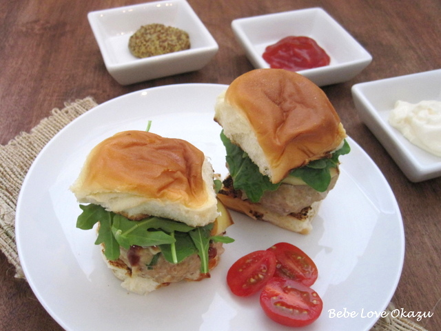 Turkey Sliders - 3a