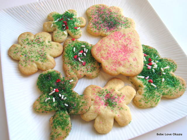Chewy Sugar Cookies - 1
