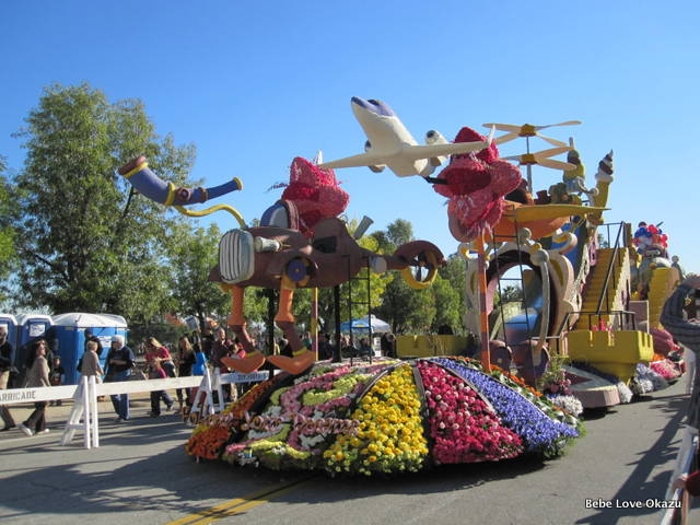 2013 Rose Float - 7
