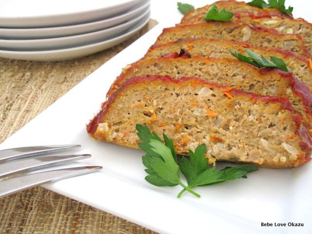 Turkey Meatloaf - 1