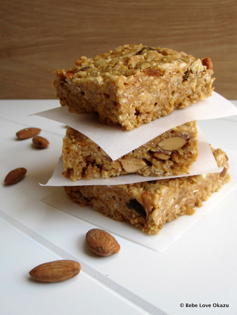 Biscoff Energy Bars - 1