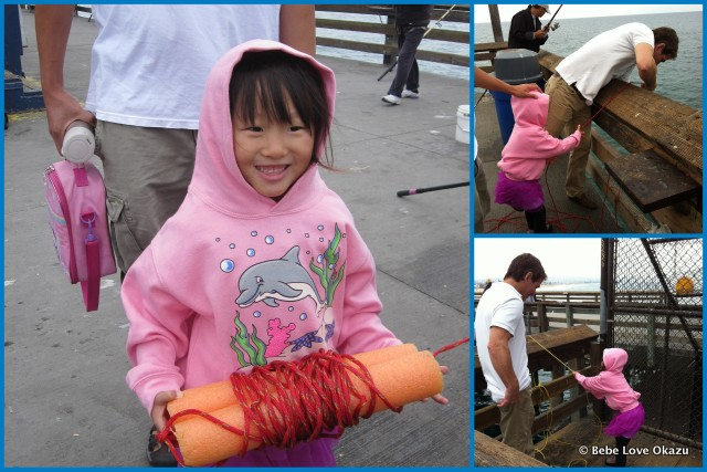 Crab Fishing Collage
