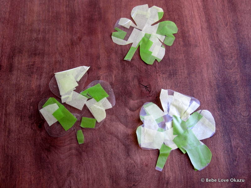 Shamrock_Craft_St_Patricks_Day_Bebe_Love_Okazu