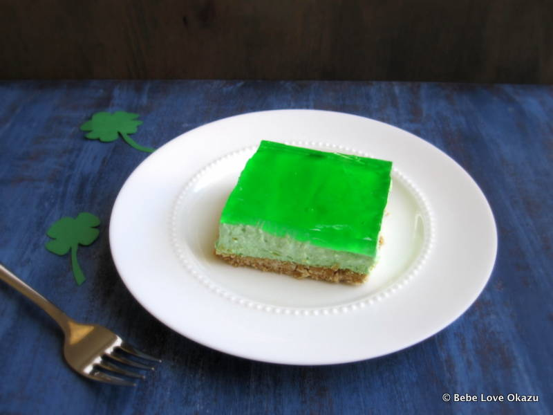 St_Patricks_Day_Green_Dessert_Bebe_Love_Okazu