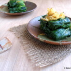 Ohitashi (Japanese Boiled Spinach Salad)