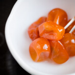 Kinkan Kanro-Ni (Candied Kumquats)