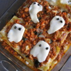 Ghostly Lasagna