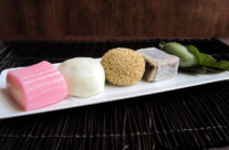 Desserts for Japanese Childrens Day 2014