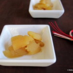 Kazunoko (Herring Roe) for Osechi Ryori (Japanese New Years Cuisine)