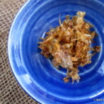 Okaka (Dried Bonito Flakes with Soy Sauce)