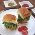 Turkey Sliders & Burgers