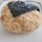 Sake Onigiri (Salmon Rice Ball), A Bebe & Mama Favorite